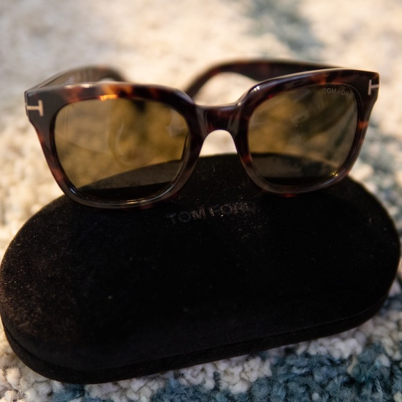 8e7683367cc8 Tom Ford Campbell Sunglasses. M 5b844b2a9264af26424c3cff. Other Accessories  ...